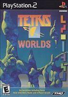 Tetris Worlds (Sony PlayStation 2, 2002)