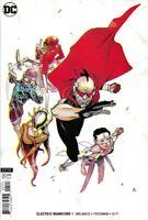 Electric Warriors #1 Bengal Variant DC Comics 1st Print 2018 Unread NM