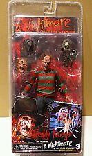 "Nightmare on Elm Street 3 Dream Warriors Freddy Krueger 7"" figure Series 3 NECA"