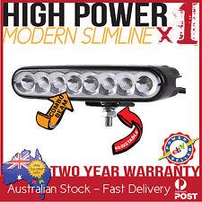 1 x CREE LED 40W MINI BAR LIGHT SLIM LINE DRIVING FOG ELLIP COMBO BEAM 4X4 ATV
