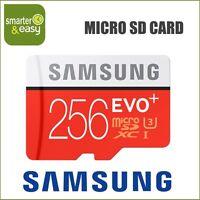 [MICRO SD CARD] Samsung Evo+ Scheda di Memoria 16gb 32gb 64gb 128gb 256gb