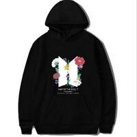 BTS New Album MAP OF THE SOUL 7 Men's Hoodies Sweatshirts Pullover Tops Coat