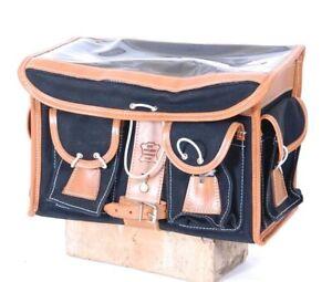 Berthoud GB22 Frontbag * NOS * black