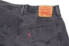 LEVIS 501 00501-1578 SHRINK TO FIT STRAIGHT MENS 31 X 30 JEANS 32X32 GRAY DENIM