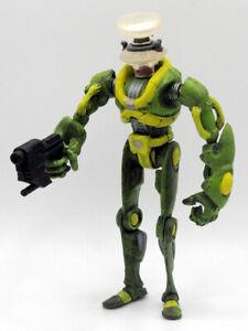 "BGD-0-PR ""GRASSHOPPER"" - SECURITY DROID - Star Wars Custom 3.75 inch Figure"