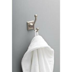 Delta TEA35-DN Teague Towel Hook, Brushed Nickel