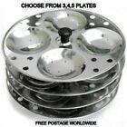 Idli Stand Maker 100% Stainless Steel Idli Cooker Stand Kitchen Appliances photo