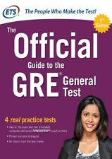 [P-D-F] The Official Guide to the GRE General Test 3rd Edition by Educational Te
