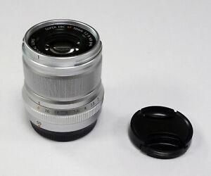 Fujifilm Fujinon XF 50mm F2 R WR Lens - SILVER (REF449)
