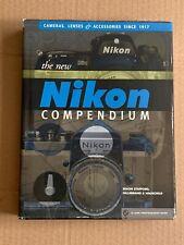 Nikon Compendium,Nikon System from 1917, Hardback Book