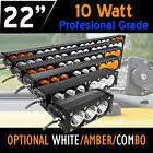 LED Work Light Bar– 120w 22 Inch 10w CREE LEDs 12v,24v,4x4 4WD Offroad Truck,Car