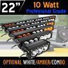 LED Work Light Bar– 120w 22 Inch 10w CREE LEDs 12v,24v,4x4 4WD Offroad Truck,Car