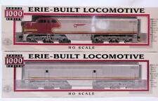 Proto 1000 HO Scale AT&SF A/B Erie-Built Locomotive Pair - Item 23887