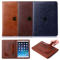 Slim PU Leather Tablet Folio Stand Case Cover For iPad 2/3/4/iPad Air/Air 2/Mini