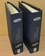 Ford Capri Ersatzteilkatalog Werkstatthandbuch Stand 1974 2 Ordner