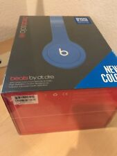 -*BRAND NEW*/- Beats by Dr. Dre - Solo HD On-Ear Headphones - Drenched in Blue