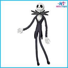 "Tim Burton's The Nightmare Before Christmas Jack Skellington 27"" Plush Doll Toy"