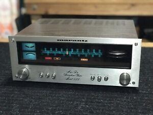 Marantz Model 125 Stereophonic AM/FM Tuner