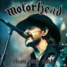 Motorhead Clean Your Clock CD out 10th June