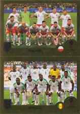 Panini Sticker Fifa 365 2019 Nr. 414 Poland & Senegal NEUWARE Sammelbild