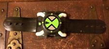 Ben 10 Omnitrix FX Watch with Lights & Sounds Cartoon Network Bandai 2006