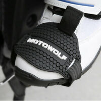 Motorcycle Shifter Cover Boot Shoes Protector Shift Guard Protective Gear CHU