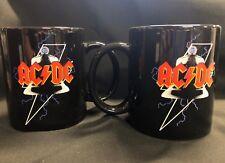 AC/DC Hells Bells Ceramic Coffee Mug SET OF 4