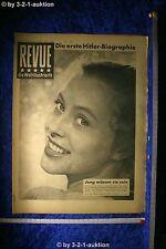 Revue Illustrierte Nr. 42 1952 18.10.52 Joe Niczky Geburtstagszeitung
