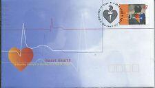 1998 Heart Health Fdi Hartwell Vic 4 May 1998 Special Postmark
