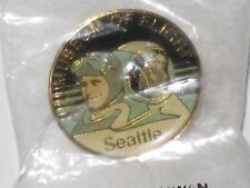 Museum Of Art Seattle Pin Pinback Aviation Space Pilot Astronaut