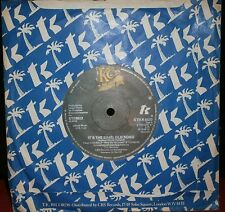 KC AND & THE SUNSHINE BAND IT'S THE SAME OLD SONG / LETS GO PARTY S TKR 6037 7""