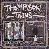 Thompson Twins - Product Of... (2008) Double Disc