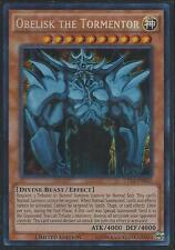 Yugioh CT13-EN002 Obelisk the Tormentor Secret Rare Card