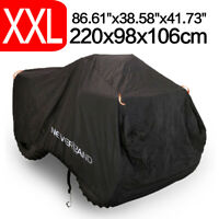 XXL Full ATV Quad Bike Cover Waterproof Rain Snow Resist All Weather Protection