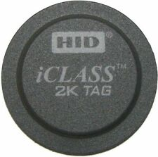 HID iCLASS 2K SECURITY TAG, PART NUMBER: 2060PKSMN