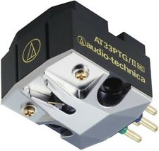 Audio Technica AT33PTG/II MC Phono Cartridge Moving Coil Turntable High Quality