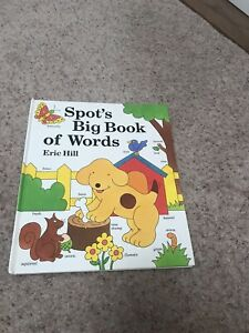 Spots Big Book Of Words 3+ Years VGC