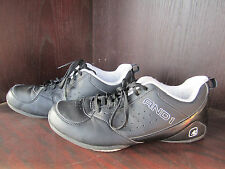 AND1 FURY LOW Mens ATHLETIC SHOES Black COMFORT PADDED size 10 Good condition