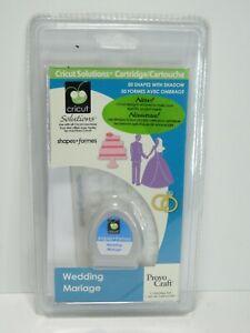 Cricut Cartridge Wedding 290544