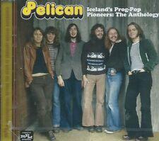 PELICAN - ICELAND'S PROG-POP PIONEERS:  THE ANTHOLOGY 1974/75 REMASTERD SLD 2-CD