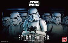 New Bandai Star Wars Storm Trooper 1/12 Plastic Model Kit Free Postage F/S Japan