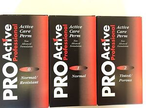 PROActive Active Care Perm 0,1,2 Normal/Resistant/Tinted/Porous