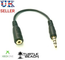 Replacement Chat Cable Adapter for Xbox One TalkBack Turtle Beach Gaming Headset