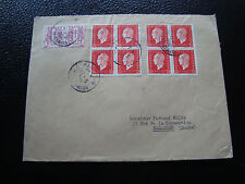 FRANCE - enveloppe 11/5/1951 (cy50) french