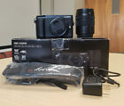 Panasonic LUMIX GX85 16 MP Digital Camera Kit w/ 12-32mm and 45-150mm Lens