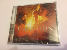 PARTITION (Brian Tyler) OOP 2007 Varese Score Soundtrack OST CD SEALED