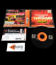 BEAT MANIA APPEND GOTTA MIX DJ SIMULATION Playstation PSX Play Station PS1 JAP