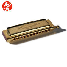 Hohner Super 270 Chromonica 270BX Gold 270/48 Harmonica - NEW Authorized Dealer