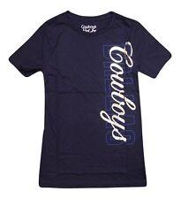 NFL Dallas Cowboys Women's Sheer Short Sleeve T-shirt, XX-Large