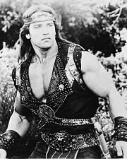 Red Sonja Arnold Schwarzenegger 8X10 Photo
